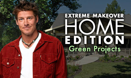 Buffalo Extreme Makeover Home Edition