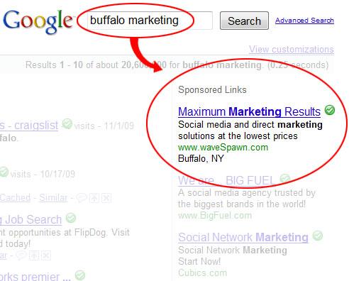 Maximizing pay-per-click advertising