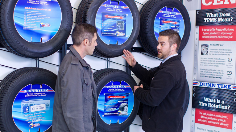 Dunn Tire Marketing