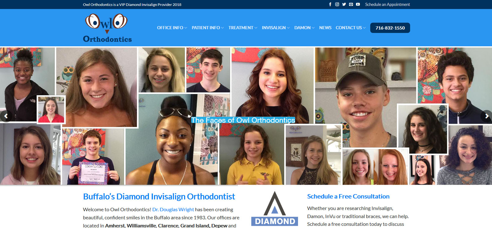 Orthodontic Website